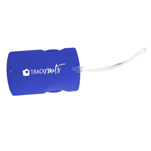 Promotional Buckle-It (TM) Luggage Tag