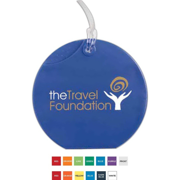 Personalized Endeavor Luggage Tag