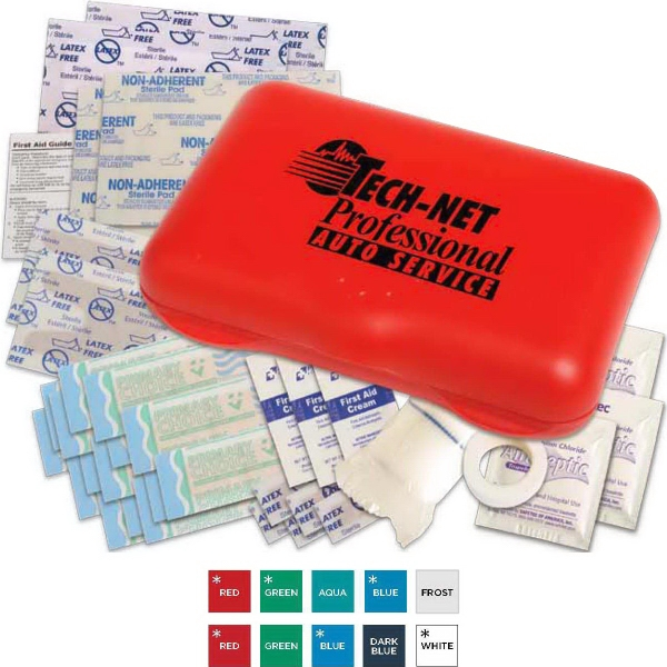 Promotional Pro Care First  Aid Kit (TM)