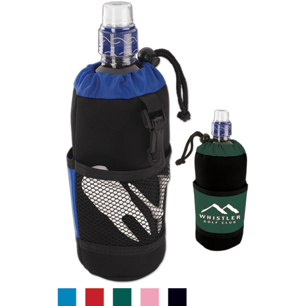 Promotional Quencher Bottle Holder