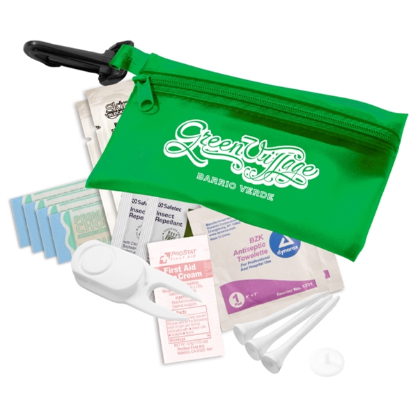 Imprinted Links First Aid Kit