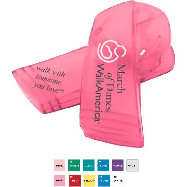 Promotional Awareness Ribbon Keep-It (TM) Clip