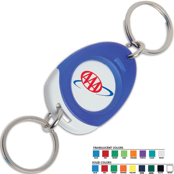 Promotional Intersect Key Separator