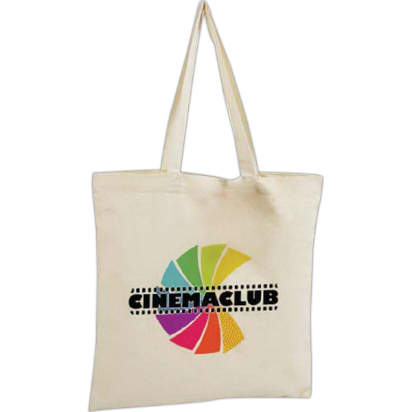 Promotional 100% Cotton Canvas Tote Bag