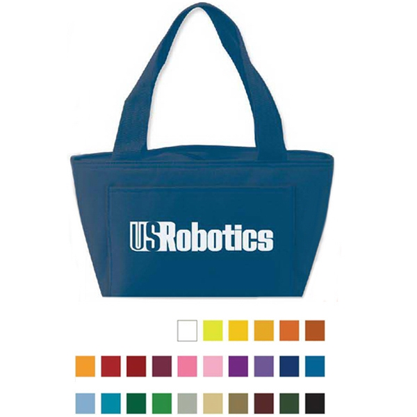 Promotional Insulated Zippered Tote Bag