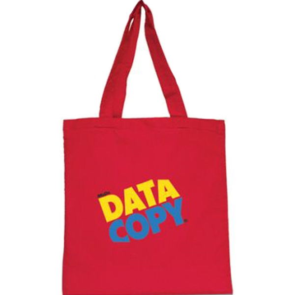 Customized 100% Cotton Canvas Tote Bag