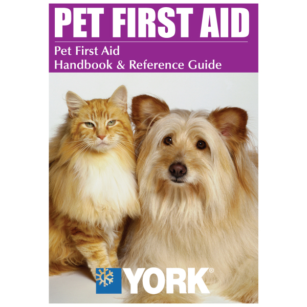 Promotional Pet First Aid Guide
