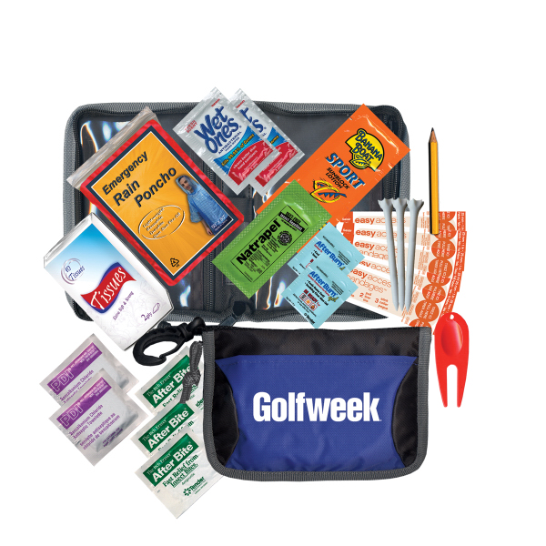 Imprinted Practical Golf Kit