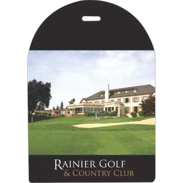 Custom Full Color Golf Tag
