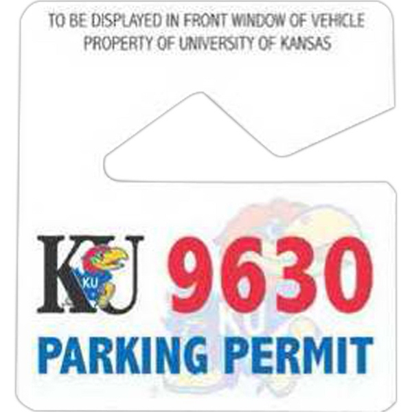 Personalized Parking Permit