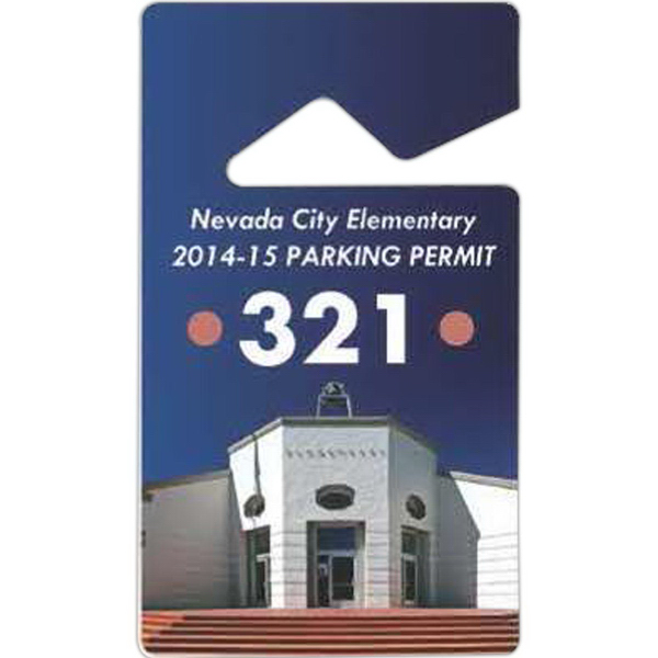Promotional Parking Permit