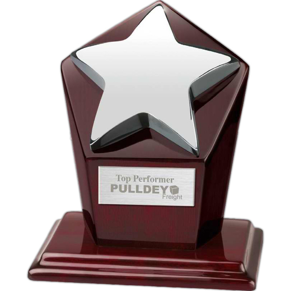 Personalized Star Award