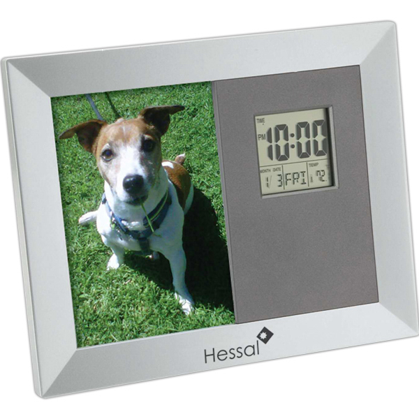 Printed Photo Frame/ Calendar/ Thermometer and Clock