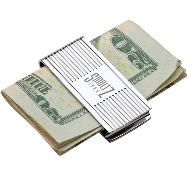 Imprinted Money Clip
