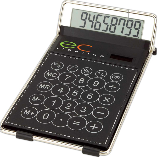 Imprinted Classic Desk Calculator