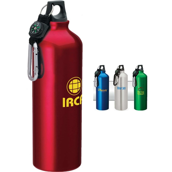 Personalized Aluminum Sport Flask