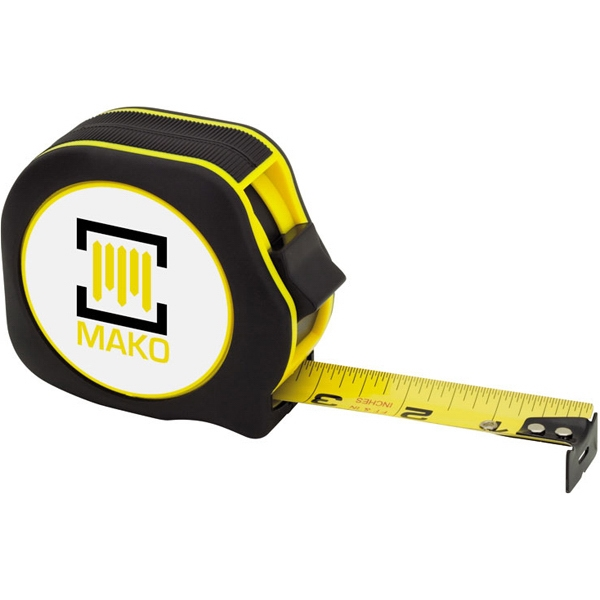 Customized Rubber Touch Tape Measure