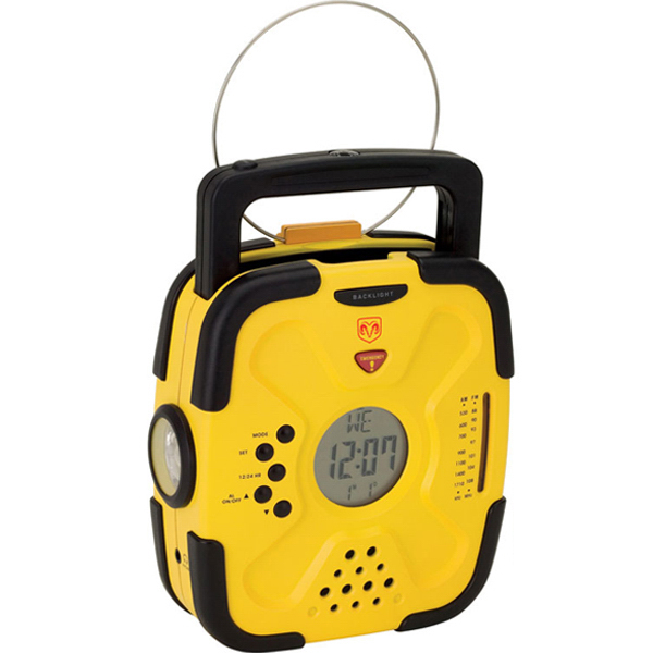 Personalized AM/ FM Survival Radio