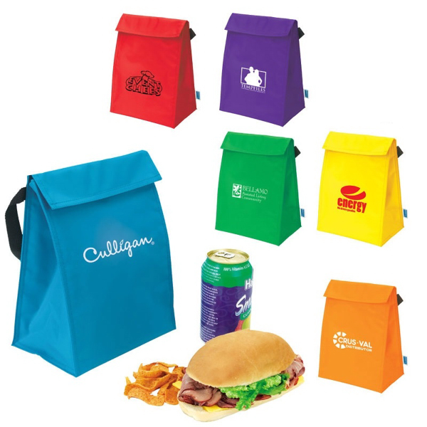 Imprinted Lunch Sack