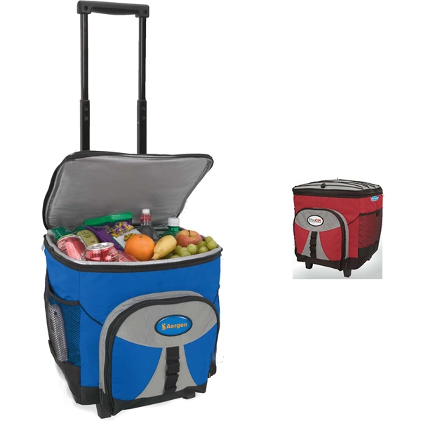 Personalized Rolling Cooler