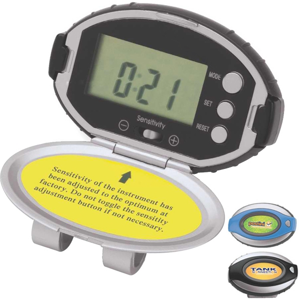 Customized Deluxe Pedometer