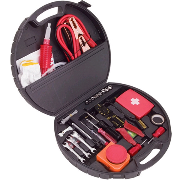 Personalized Auto Emergency Tool Kit