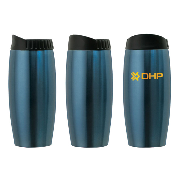 Promotional Stainless Steel Metallic Tumbler