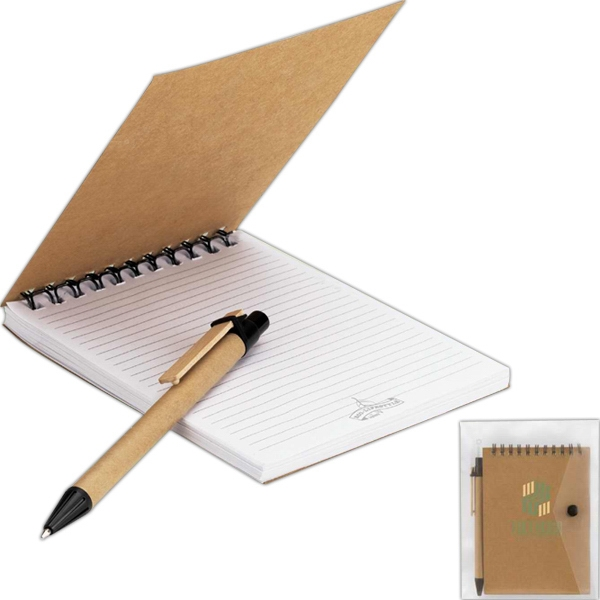 Promotional Mini Jotter and Pen