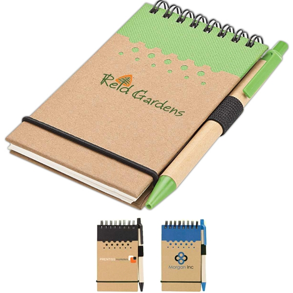 Customized Miniature Jotter and Pen