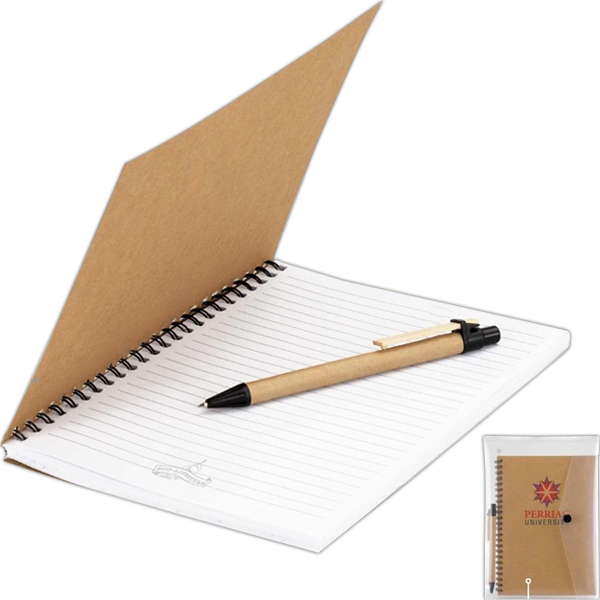 Personalized Junior Notebook and Pen