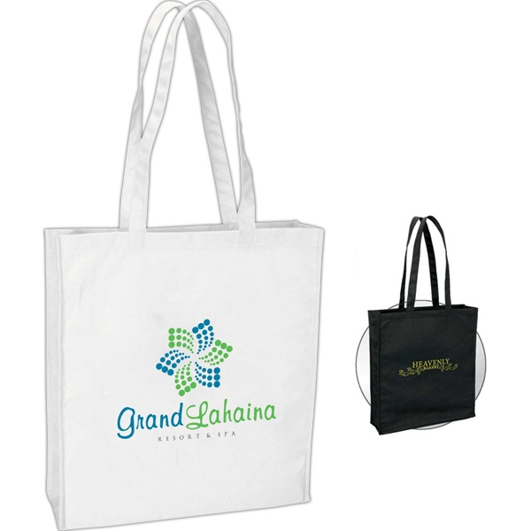 Personalized Recycled Tote Bag