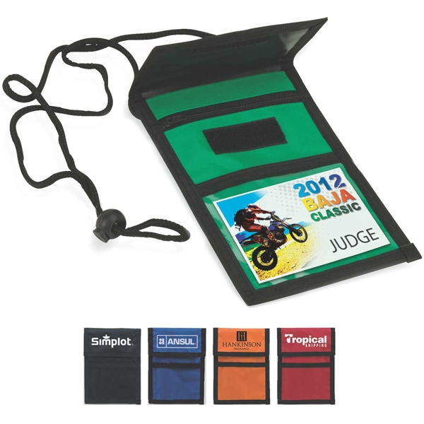 Customized Badge holder
