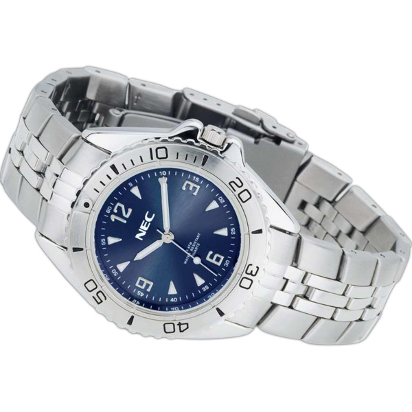 Promotional Unisex Water Resistant Watch