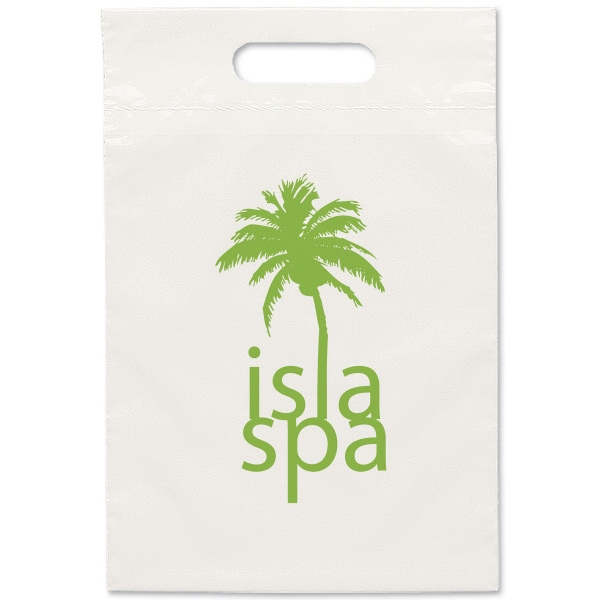 Personalized Eco Die Cut Handle Bag