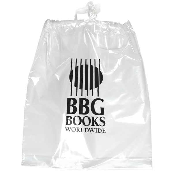 Promotional Plastic Draw Bag