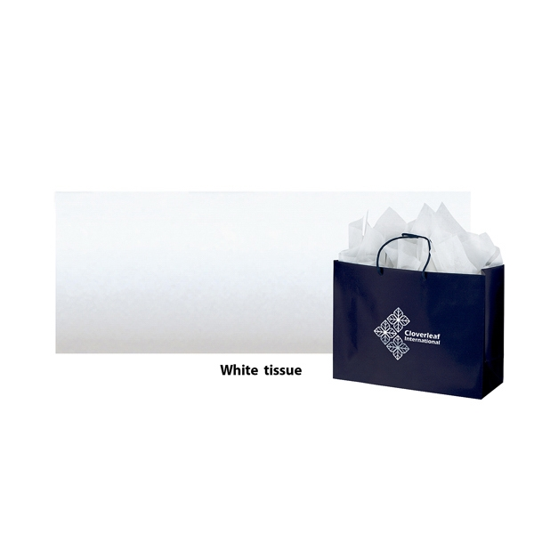 Personalized White Paper Tissue
