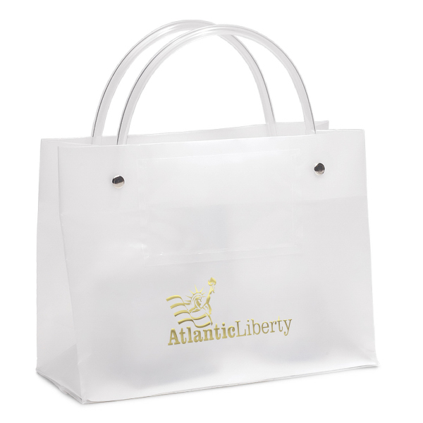 Customized ITO Executote (TM) Frosted Bag