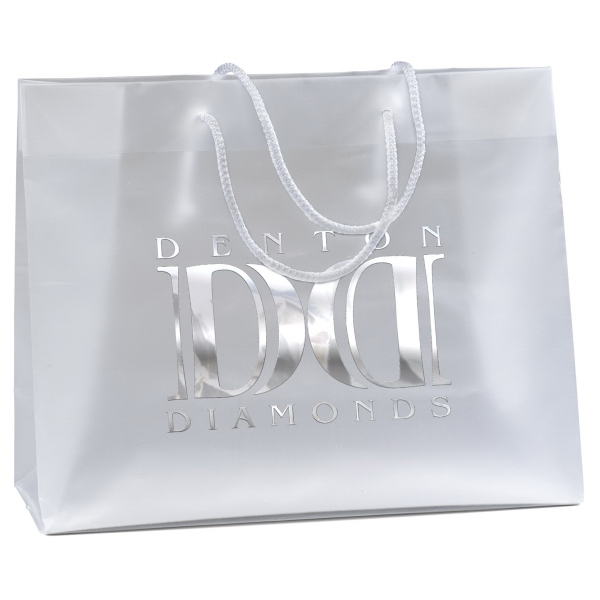 Imprinted Scorpio Frosted Eurotote