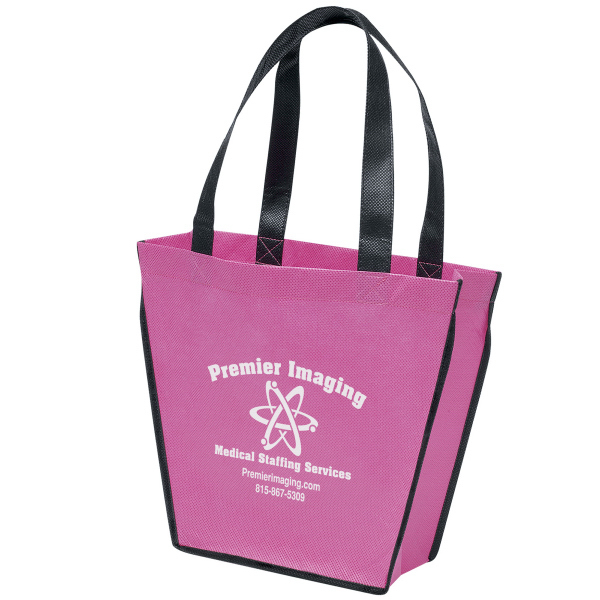 Imprinted Carnival (TM) Tote