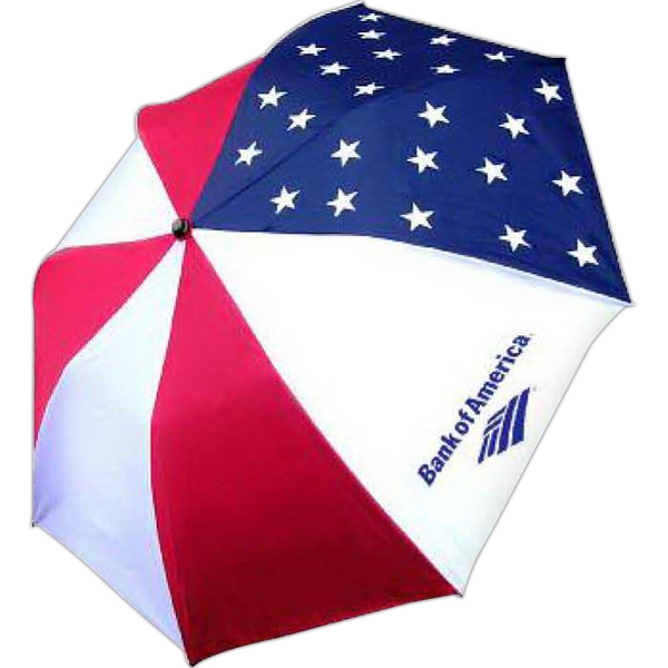 Imprinted Patriot Folding