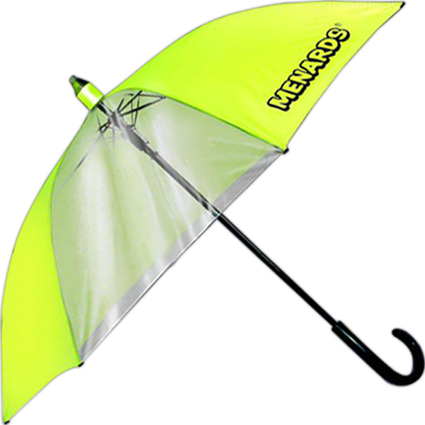 Imprinted Fashion Safety Umbrella (TM)