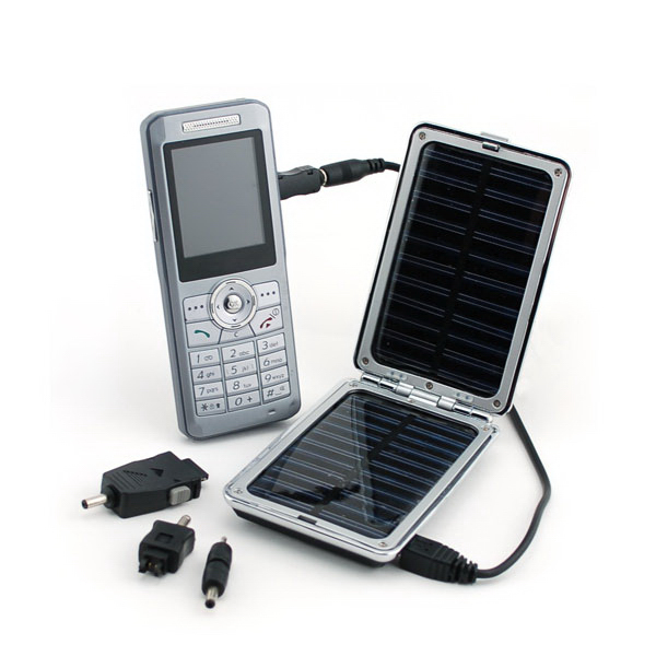 Printed Solar Cell Phone Charger