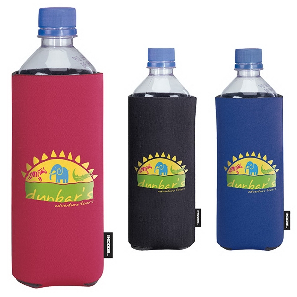 Imprinted Basic Collapsible Bottle Kooler