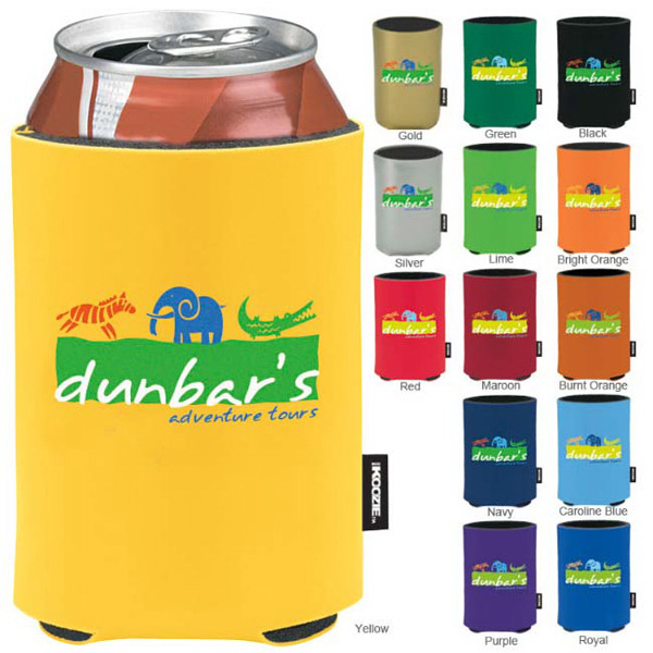 Imprinted Deluxe Collapsible KOOZIE® Can Kooler