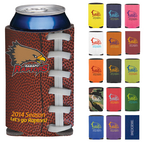 Imprinted britePix(TM) KOOZIE® Can Kooler