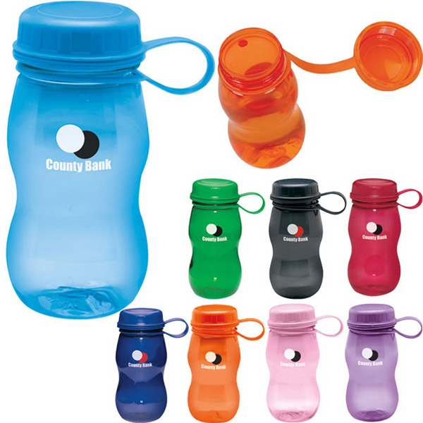 Printed Bubble Bottle - 21 oz
