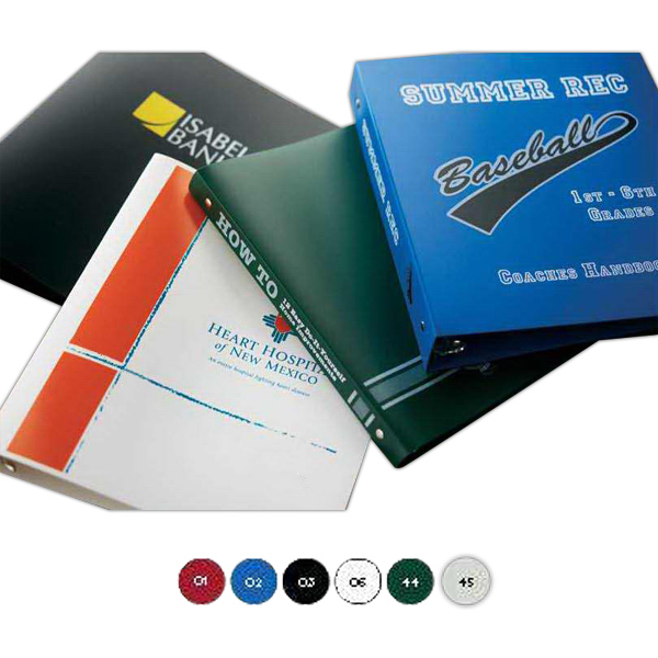 Personalized Poly Binder