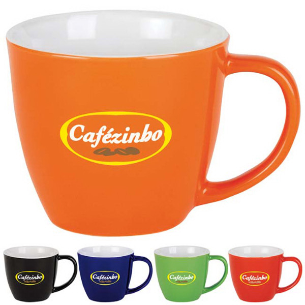 Personalized Festival Mug - 11 oz