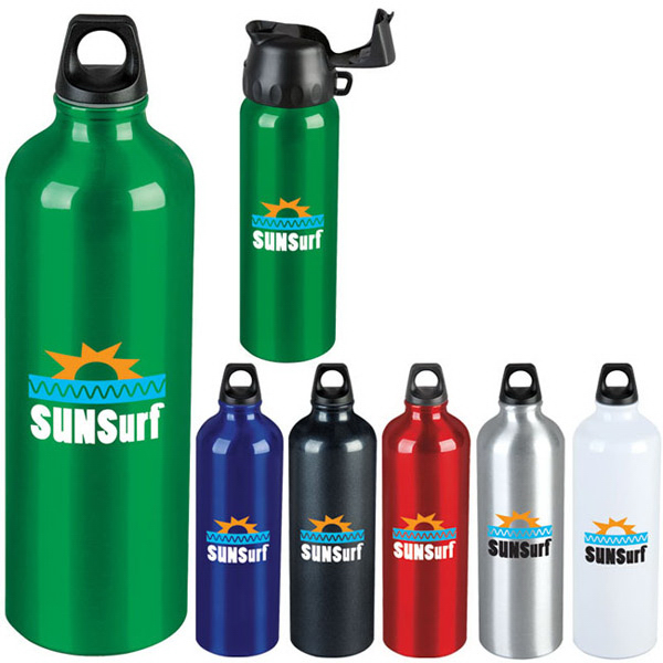 Imprinted Excursion Bottle - 27 oz