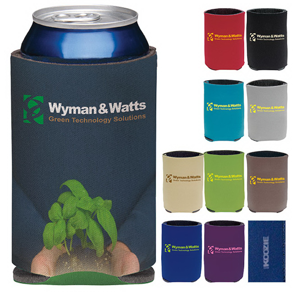 Customized Collapsible Eco KOOZIE® Can Kooler